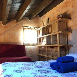 Loft apartment Ponent